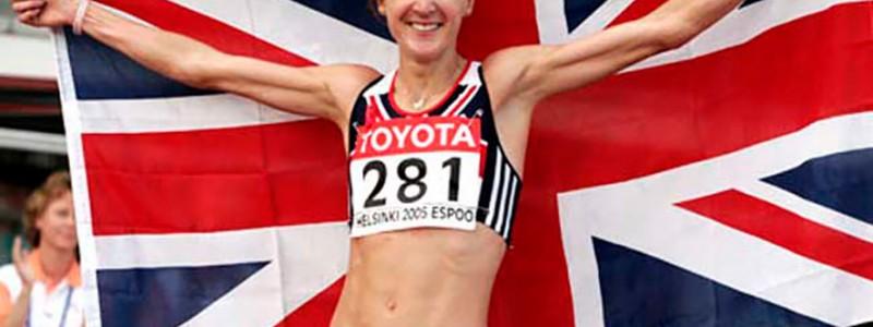 Paula Radcliffe Emuoil