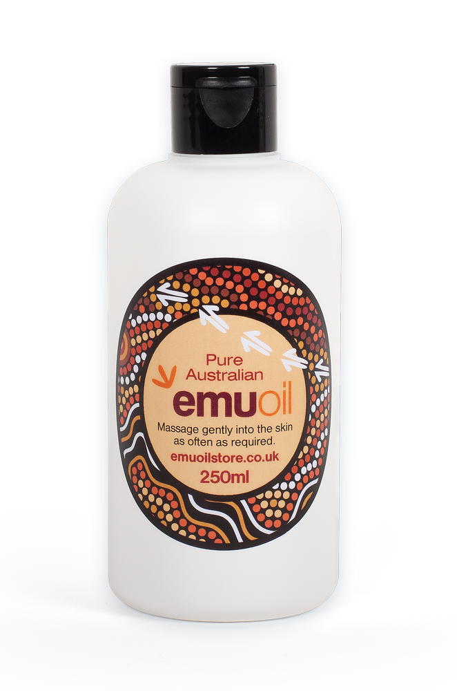 Emu Oil Bottle