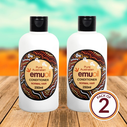 Emu Oil Conditioner for Normal or Thinning Hair